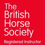 BHS Registered Instructor logo