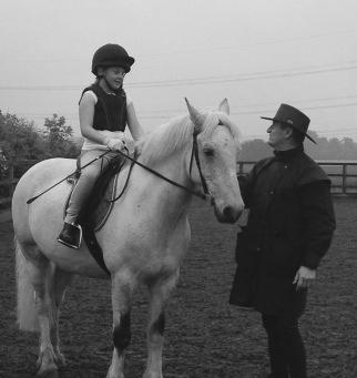 Trainer Robert K Massey - Izzy & Shadow / Massey Equestrian International