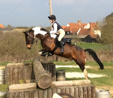 Tabatha X-Country Lesson with Robert Massey