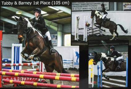 Tabby & Barney EHNPC Norton Heath 105cm