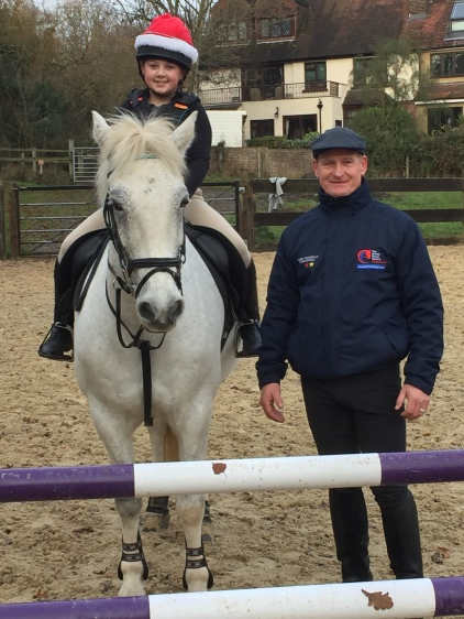 Trainer Robert Massey - Shadow/ Massey Equestrian International
