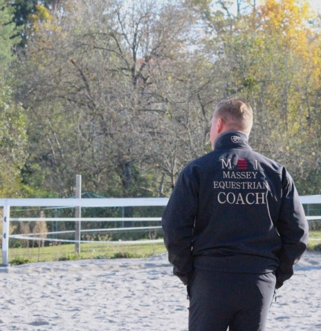 Trainer Robert K Massey / Massey Equestrian International