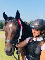Sophia Pregnolato und Australia/ Massey Equestrian International