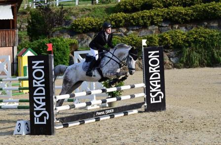 Laura Rinnhofer auf Holly / Massey Equestrian International